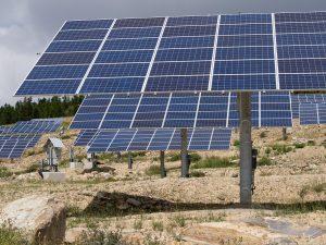 Tsilhqotin Solar Farm