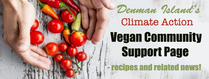 Climate Action Vegan Community Support