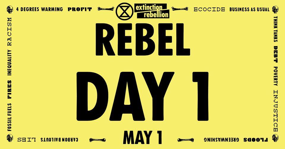 Rebel Day